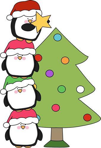 Clip Art Christmas Pictures Clipart christmas penguin clip art clipart panda free images