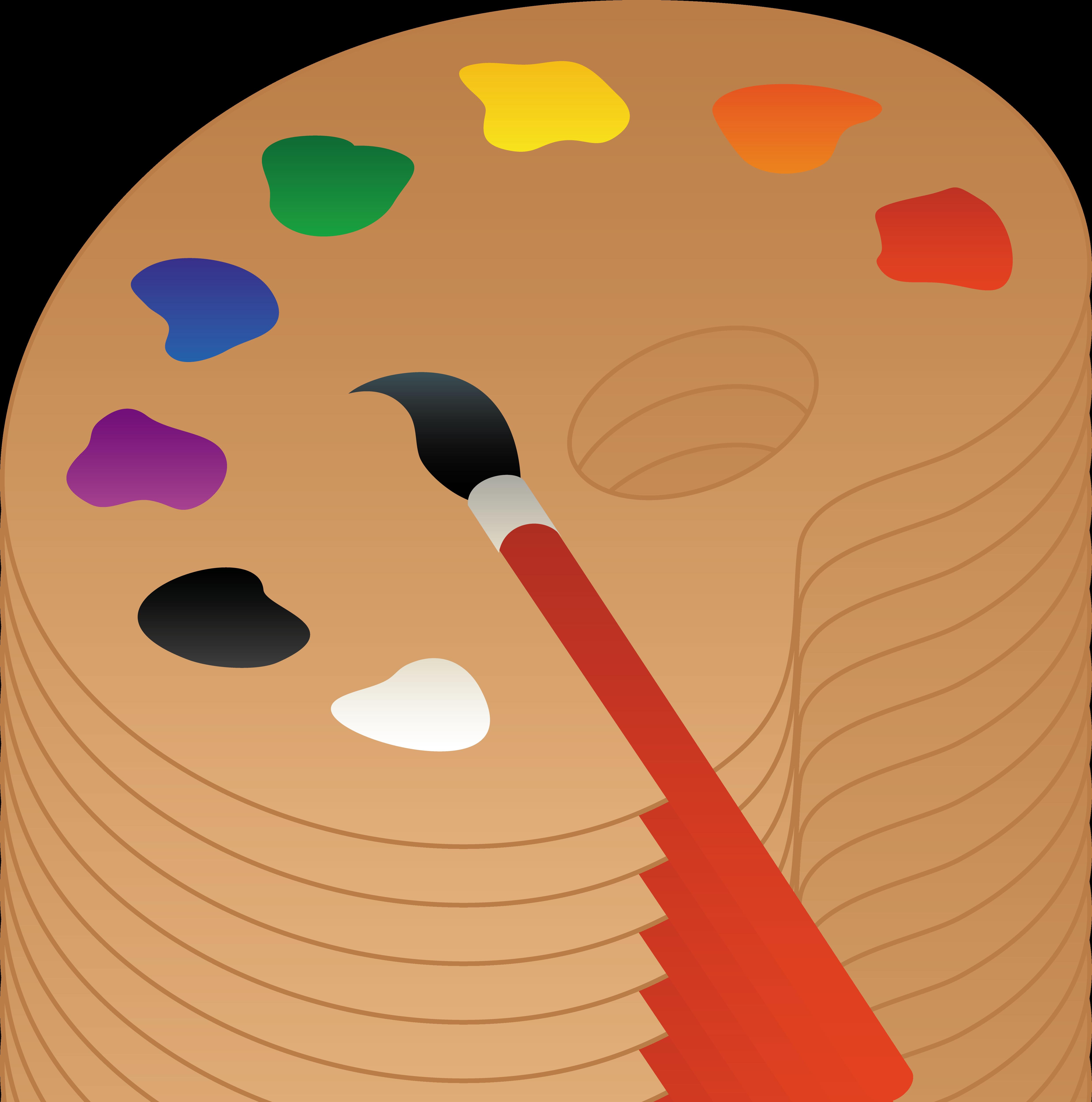 cadence clipart clipart panda free clipart images paint palette clip art bw paint pallet clip art coloring page