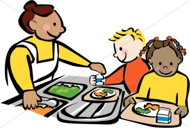 Image result for cafeteria clipart