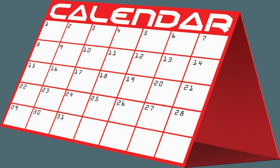 Calendar Clip Art March 2016 | Clipart Panda - Free ...