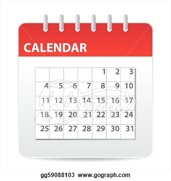 Calendar Helper Clipart