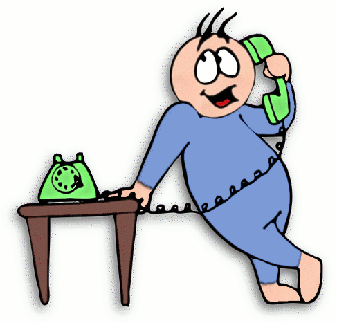 Go Back > Gallery For > Phone Conversation Clipart