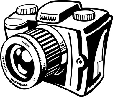 Camera Clip Art With Heart | Clipart Panda - Free Clipart ...