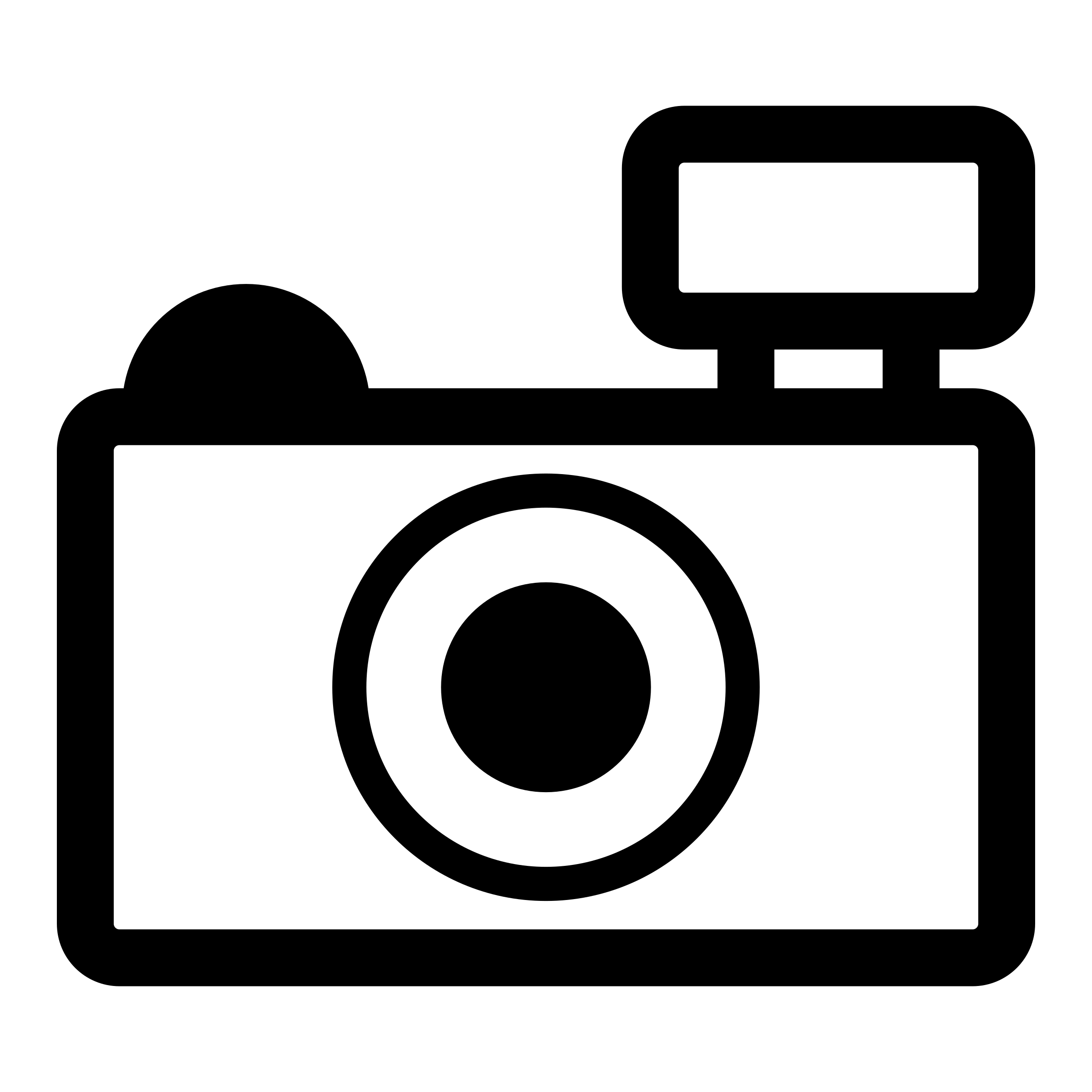 Camera Clip Art Color