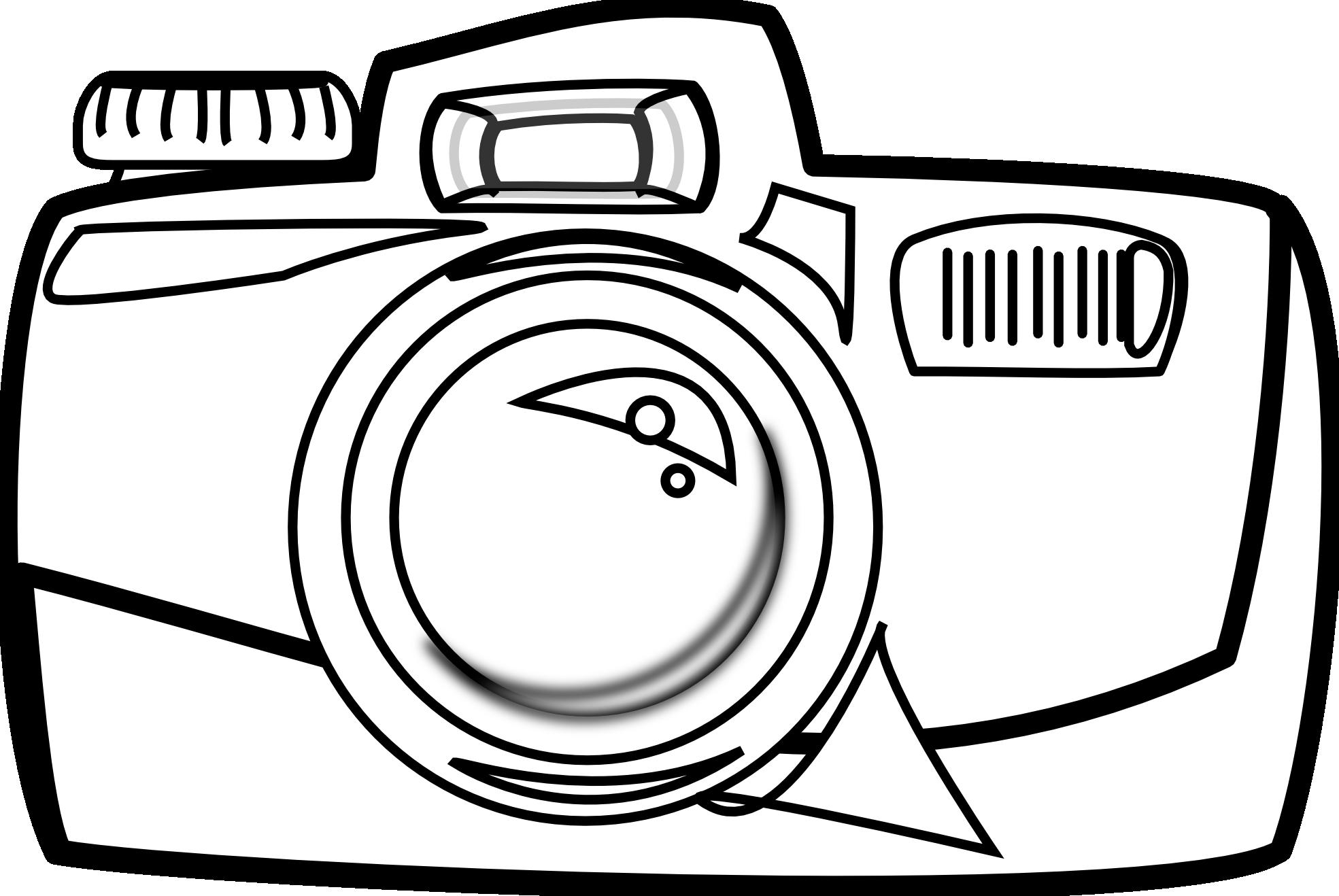 ... Camera Clipart Black And White | Clipart Panda - Free Clipart Images: www.clipartpanda.com/categories/vintage-camera-clipart-black-and-white