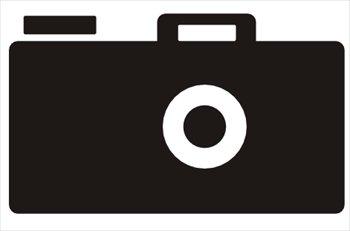 Camera Clip Art Black And White | Clipart Panda - Free ...