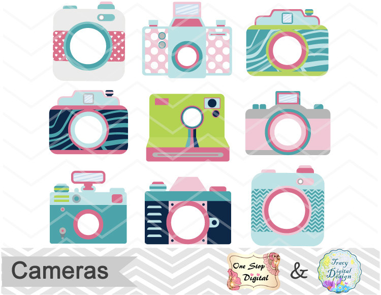 Camera Clip Art With Heart Clipart Panda Free Clipart