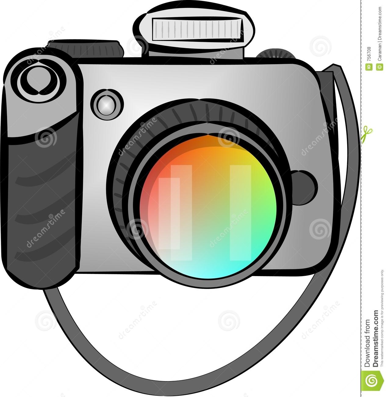 free clipart slr camera - photo #19