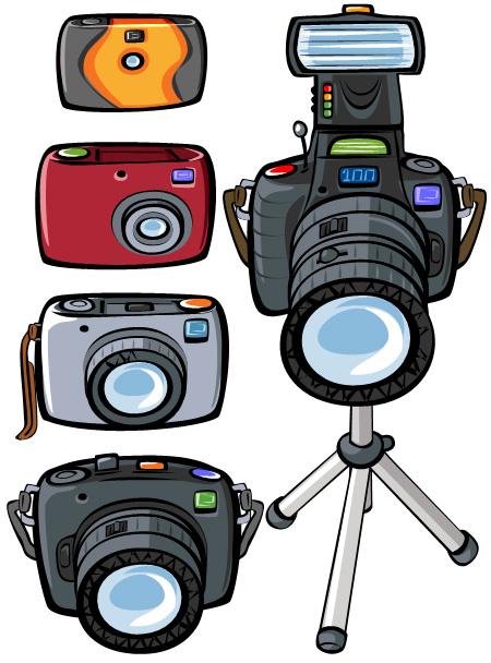 Camera Flash Illustration   Clipart Panda - Free Clipart ...