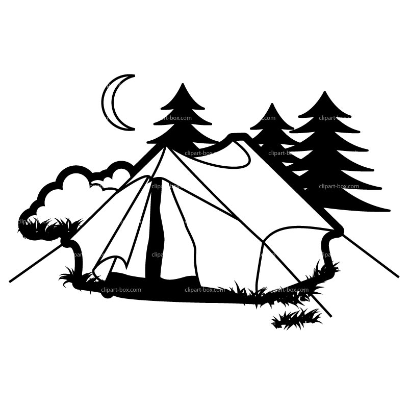 Camping Clipart | Clipart Panda - Free Clipart Images