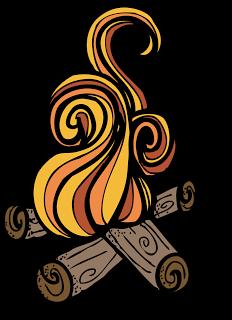 Clip Art Camp Fire Clip Art campfire smores clipart panda free images