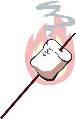 Clip Art Marshmallow Clip Art campfire marshmallow clipart panda free images