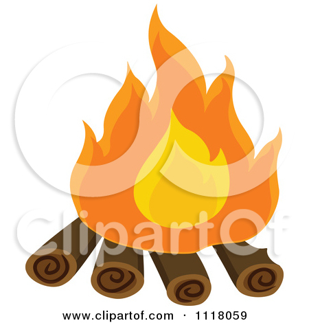 fire burning clip art � cliparts