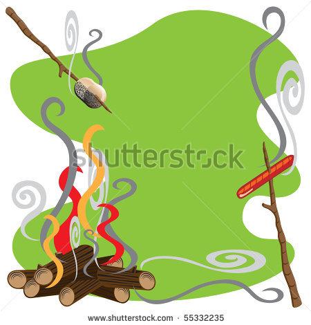 campfire%20smores%20clipart