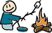 Campfire Smores Clipart | Clipart Panda - Free Clipart Images