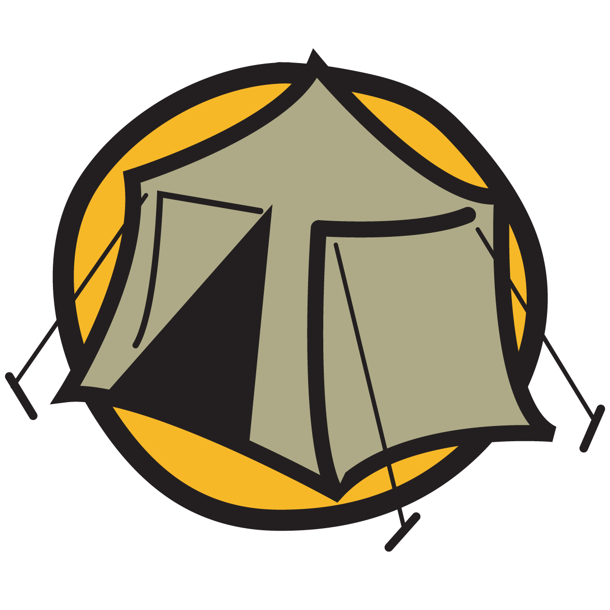 Camping Clip Art Clipart Free