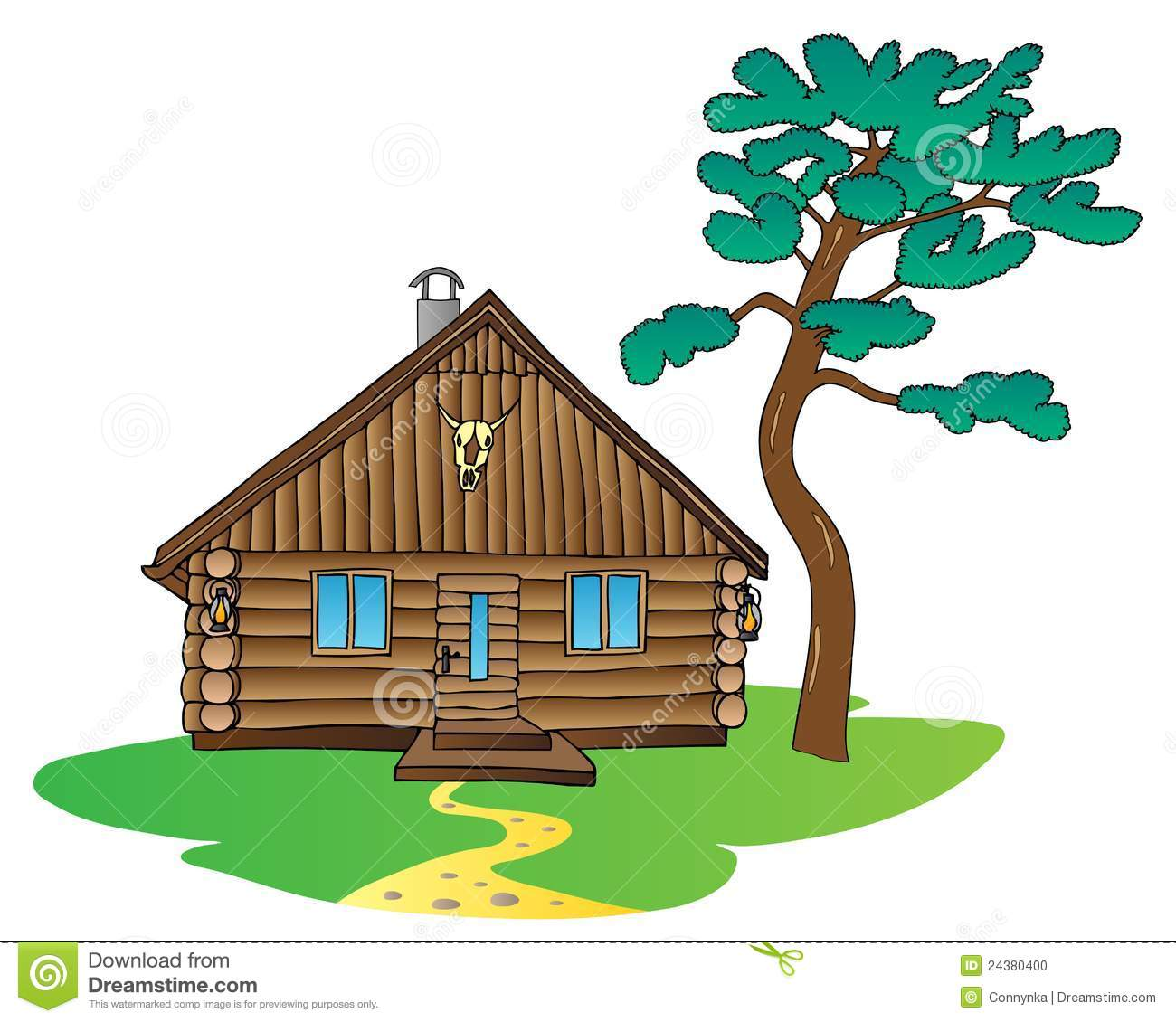 Camping Cabin Clipart | Clipart Panda - Free Clipart Images