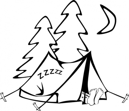 camp sign clip art camping clipart panda free clipart images rh clipartpanda com free clip art camping pictures
