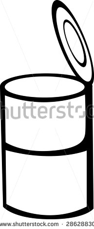 Soup Can Clipart | Clipart Panda - Free Clipart Images