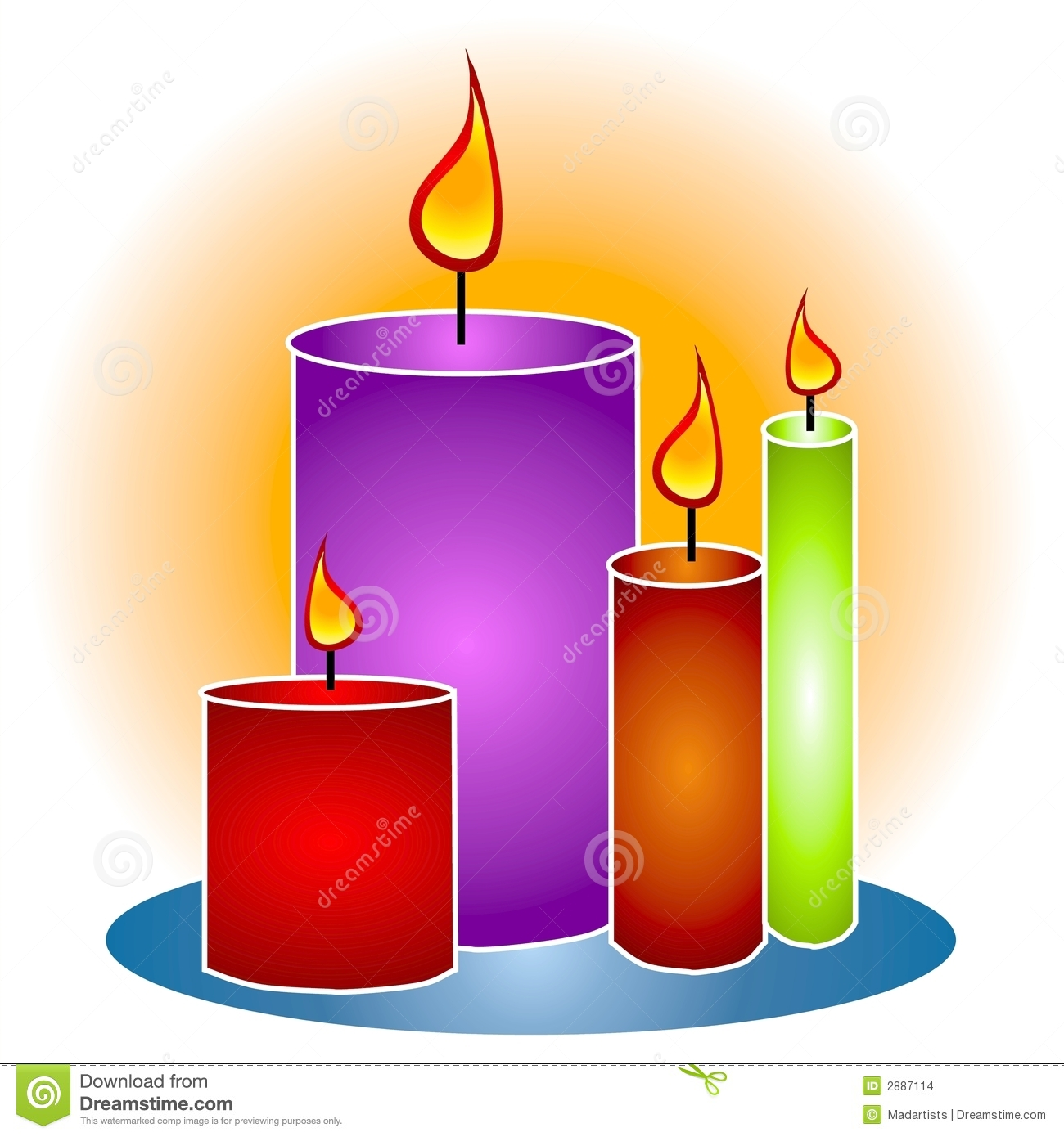 Candle Flame Image | Clipart Panda - Free Clipart Images for lighted candle clip art  565ane
