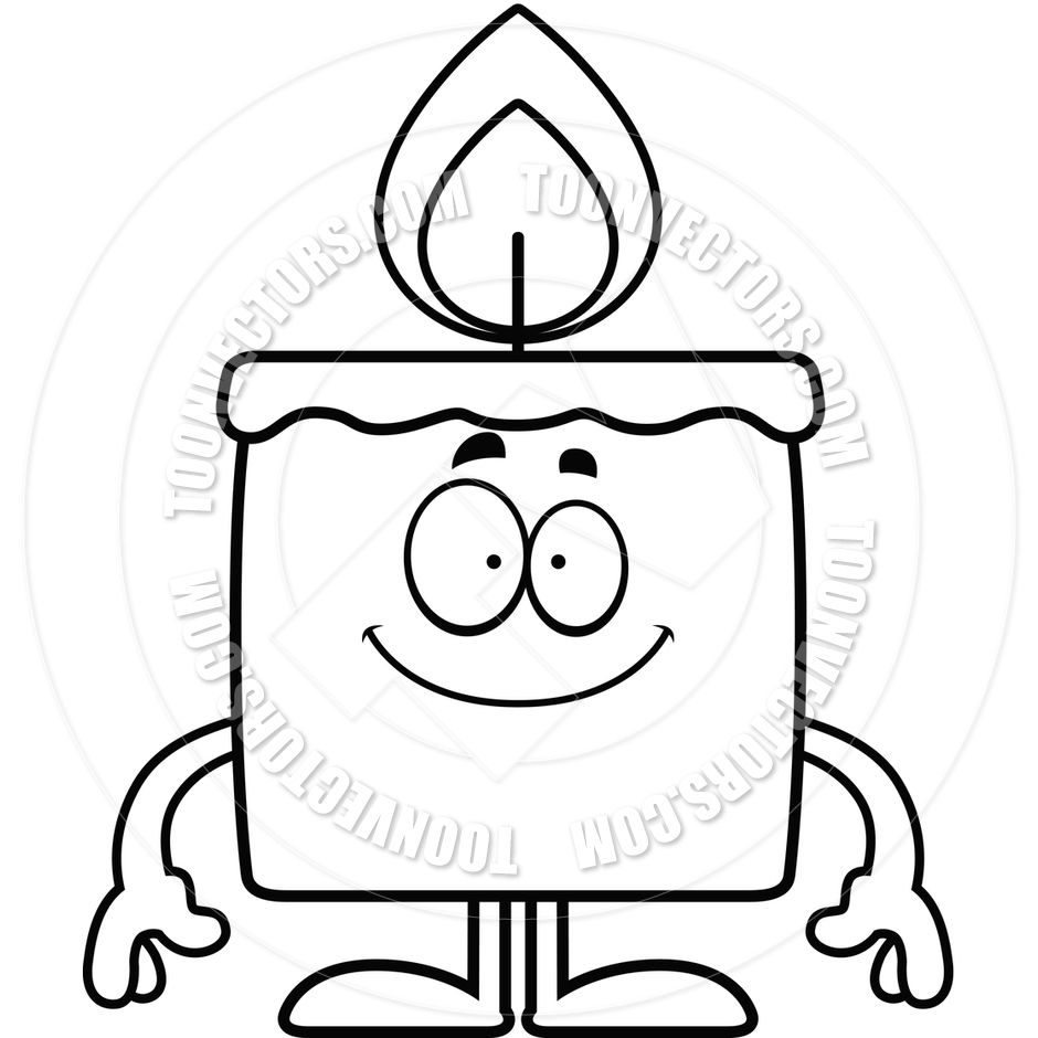 Candle Clipart Black And White | Clipart Panda - Free Clipart Images for Candle Clip Art Black And White  174mzq
