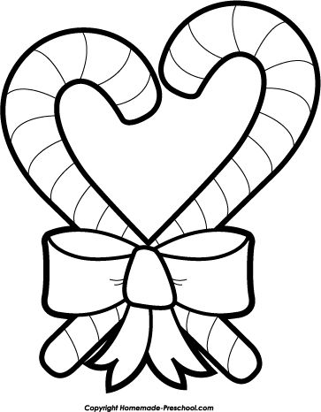 Candy Clipart Black And White | Clipart Panda - Free Clipart Images