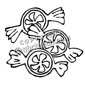 candy%20clipart%20black%20and%20white