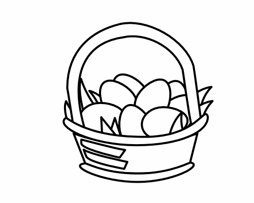 candy-corn-clip-art-black-and-white-easter-egg-clipart-black-and    Island Clipart Black And White