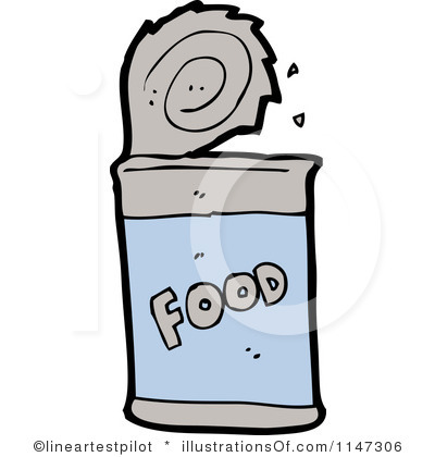 canned food clipart black and white clipart panda free