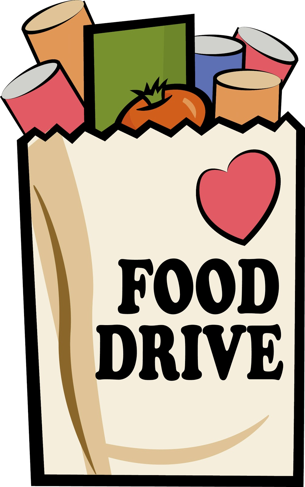 canned food drive posters clipart panda free clipart images rh clipartpanda com canned food drive clipart food drive clip art free