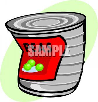 Canned Vegetables Clipart | Clipart Panda - Free Clipart ...