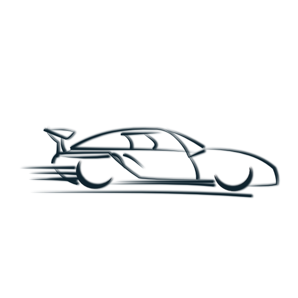 Fast Car Clipart | Clipart Panda - Free Clipart Images