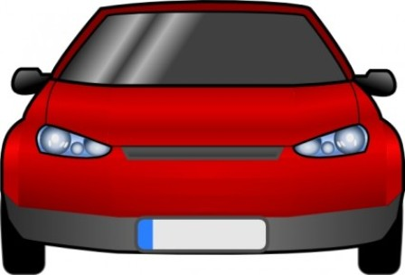 Free Car Reports >> Car Clipart Front View | Clipart Panda - Free Clipart Images