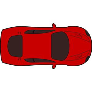 Car Clip Art Top View