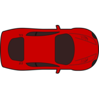 Th Red Racing Car Top View Png Clipart Panda Free Clipart Images