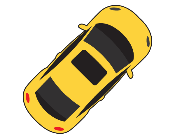 Car Png Top View Car Top View Vector Free Free