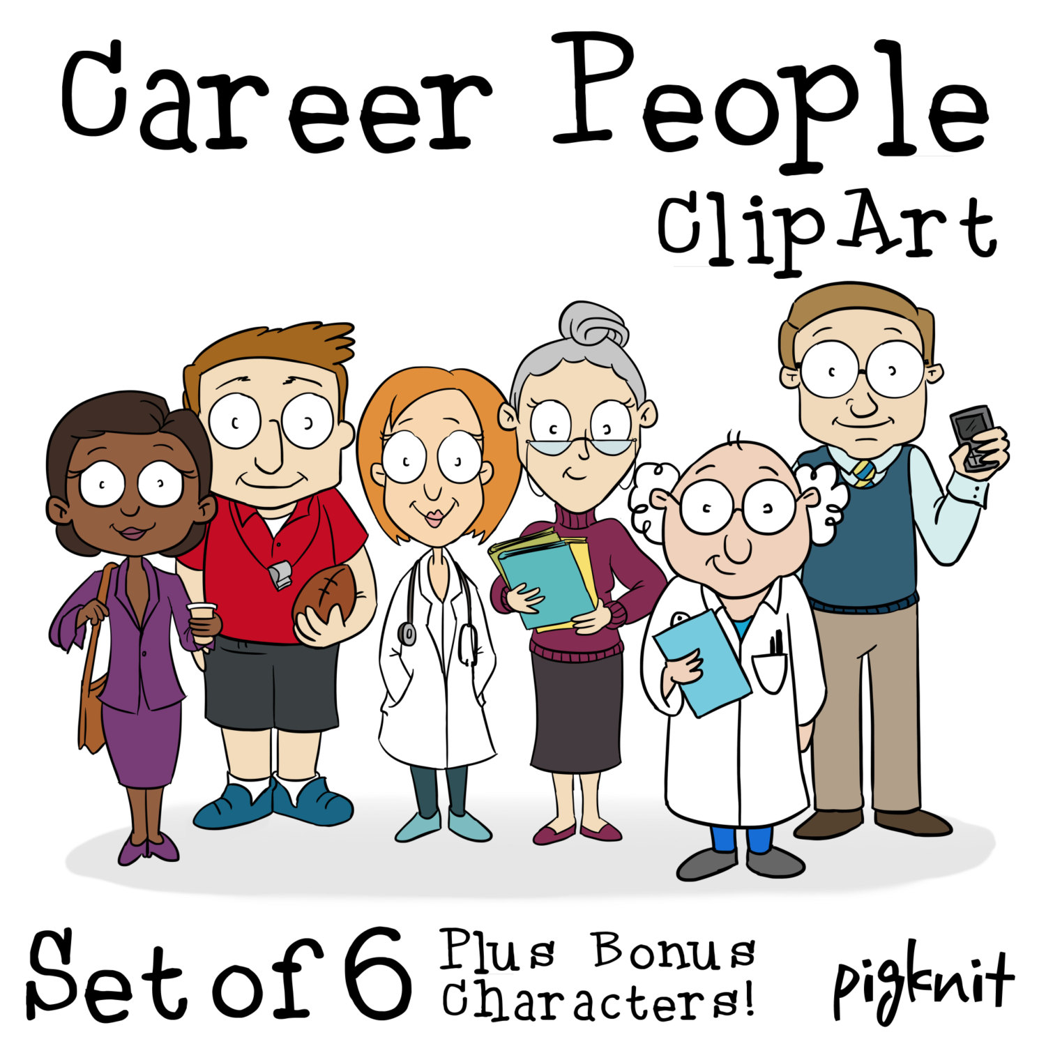 Career People Clip Art Cartoon Clipart Panda Free Clipart Images
