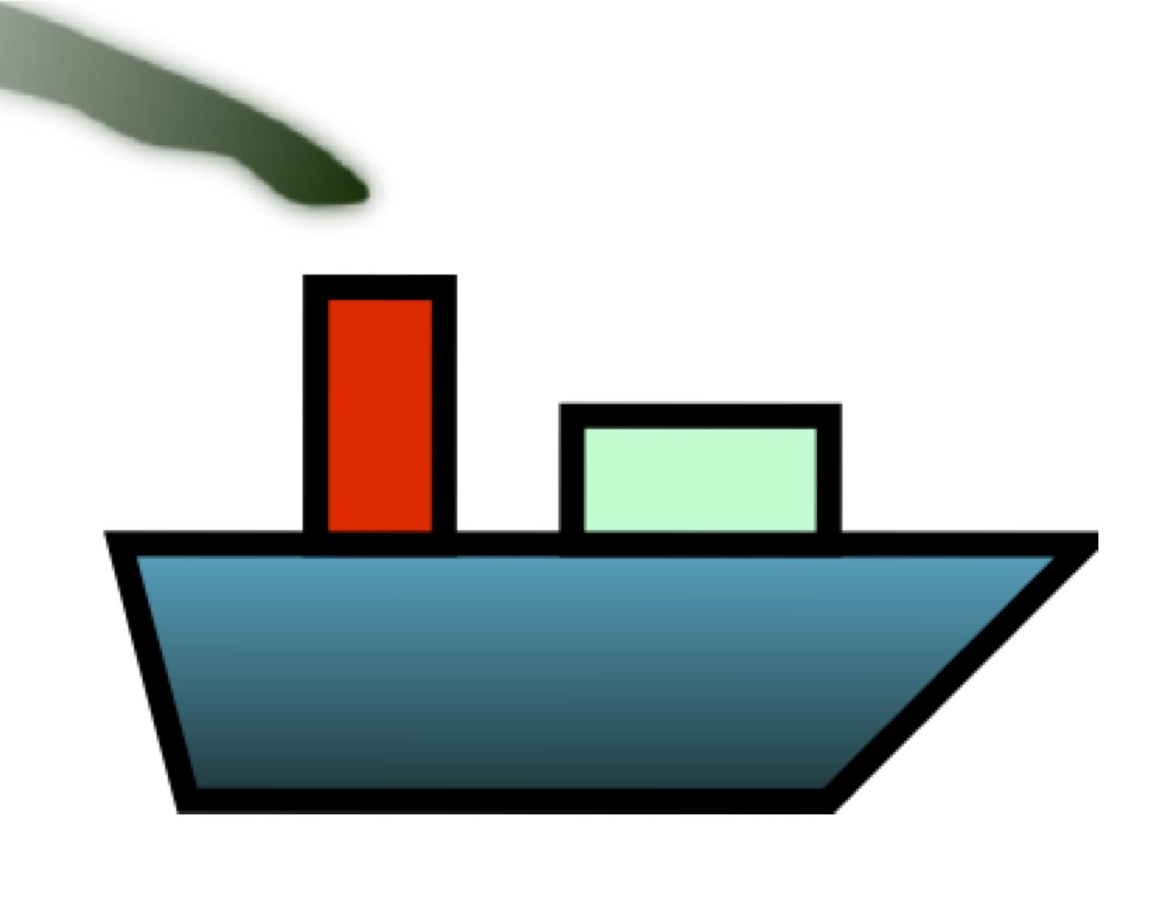 Cargo Clipart Boat