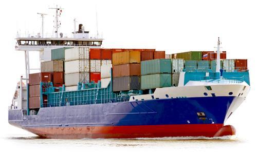 Free Cargo Ship Clipart