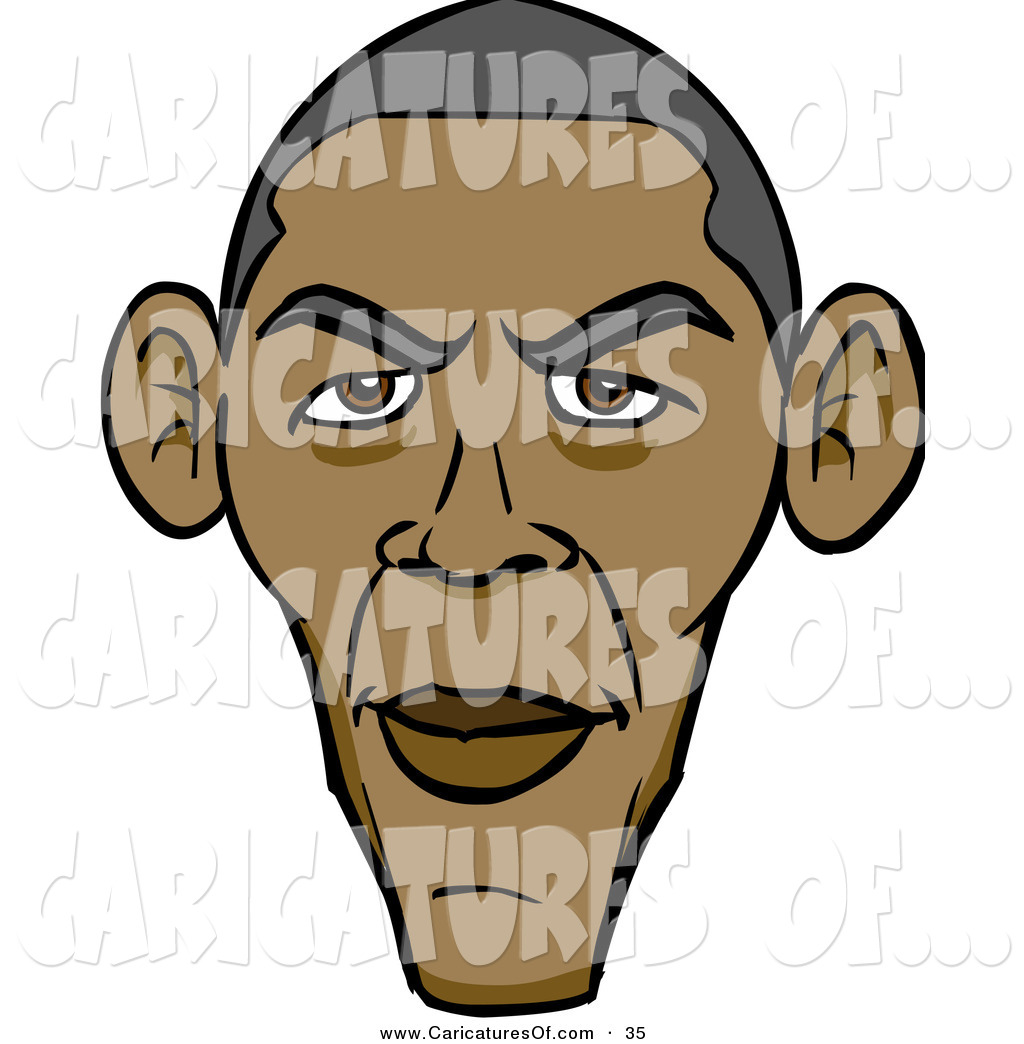 Straight Line Face Clip Art : Caricatures clipart panda free images