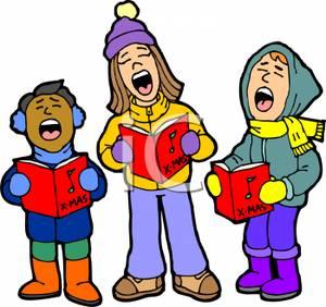 Christmas Music Clip Art  Clipart Panda  Free Clipart Images
