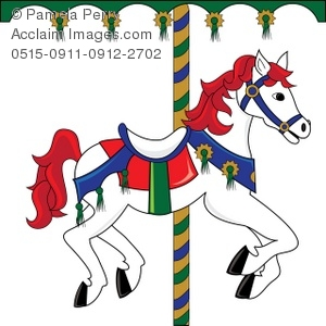 merry go round horse template - carousel clipart clipart panda free clipart images