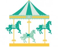 Clip Art Carousel Clipart carousel clipart panda free images