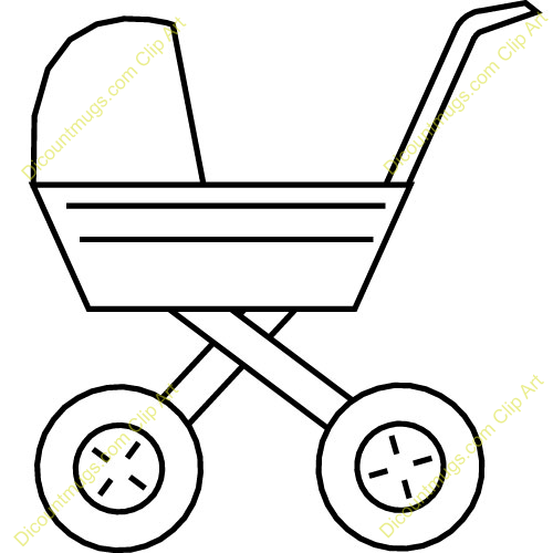 Stroller Clipart  Clipart Panda  Free Clipart Images