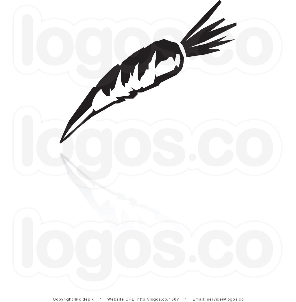 carrot-clipart-black-and-white-royalty-free-vector-black-and-white    Carrot Clipart Black And White