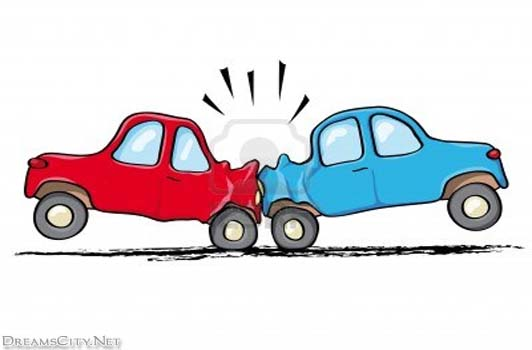 Wrecked Car Clip Art | Car Interior - 34.4KB