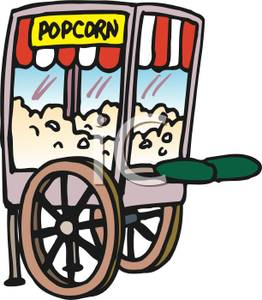 Iron Bowl 2017 >> Popcorn Bowl Clipart   Clipart Panda - Free Clipart Images