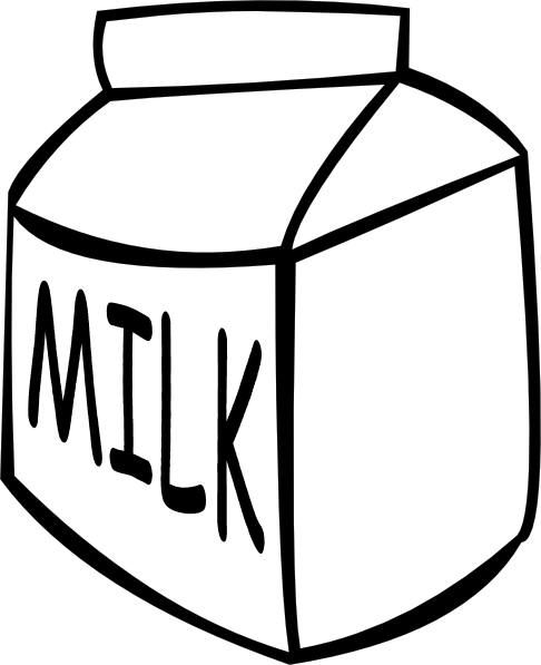 milk carton clipart black and white clipart panda free clipart rh clipartpanda com school milk carton clipart Cartoon Milk