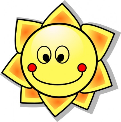 smiling sun face clipart panda free clipart images rh clipartpanda com Flower Smiley Face Clip Art Smiley-Face Emotions Clip Art