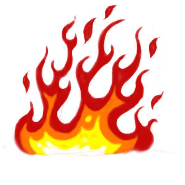 Cartoon Fire Flames Clipart Panda Free Clipart Images